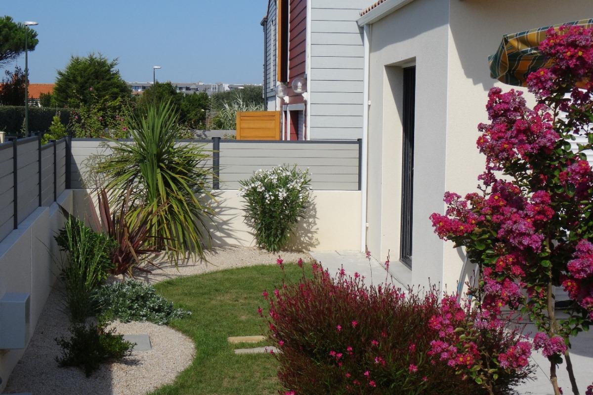 Jardin - Location de vacances - Les Sables-d'Olonne