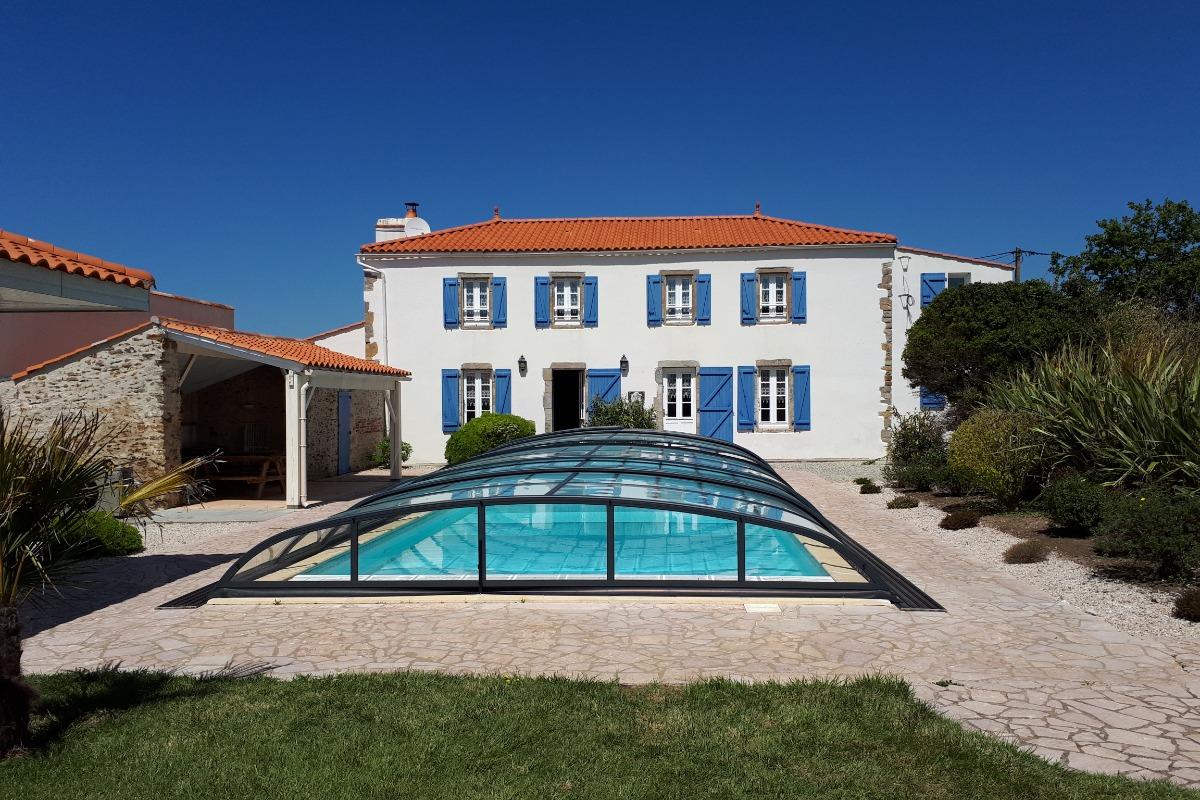 Maison de charme - Location de vacances - Talmont Saint Hilaire