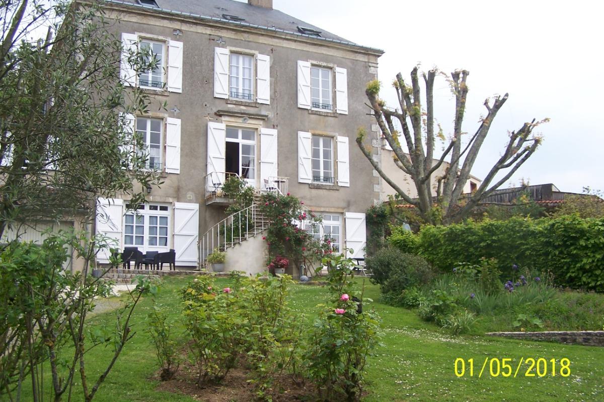 Chambre Venitienne - Chambre d'hôtes - L'Hermenault