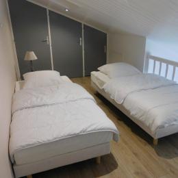 Mezzanine lits en 90 - Location de vacances - Noirmoutier en l'Île