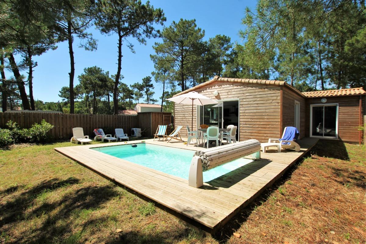 Villa Calistea - Location de vacances - Longeville sur Mer