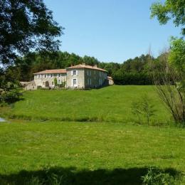 Domaine - Location de vacances - La Jaudonnière