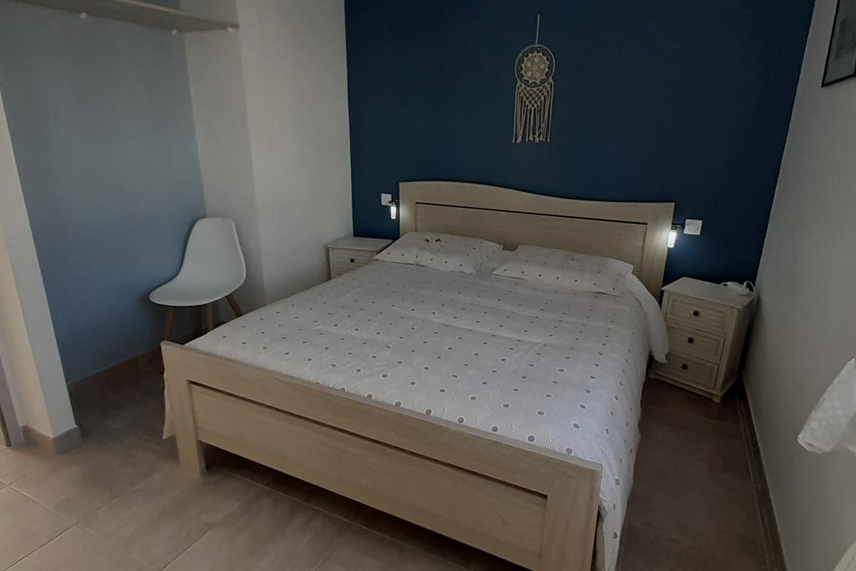 La chambre lit 160/200 - Chambre d'hôtes - Saint Hilaire de Riez