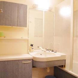 Salle de bain - Location de vacances - Saint Hilaire de Riez