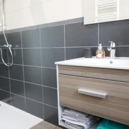 Salle d'eau Bocage - Chambre d'hôtes - Les Sables-d'Olonne