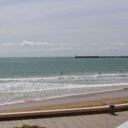 vue du balcon - Location de vacances - Les Sables-d'Olonne