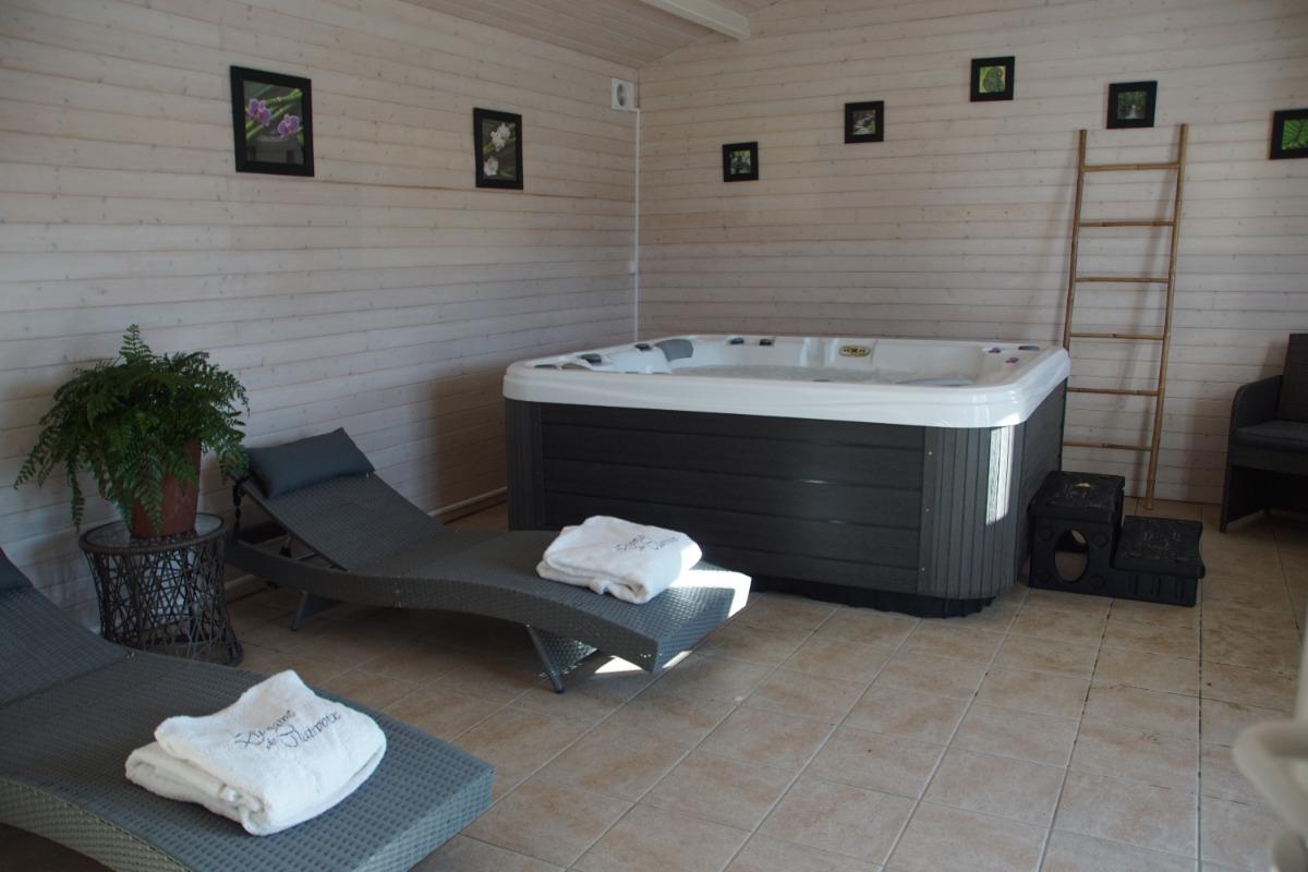 spa - Location de vacances - Saint Gervais
