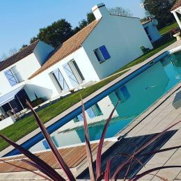 piscine - Location de vacances - Saint Gervais