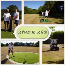 Le Practise de Golf - Location de vacances - Saint Gervais
