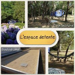 L'espace détente - Location de vacances - Saint Gervais