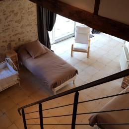 chambre familiale - Location de vacances - Saint Georges de Pointindoux