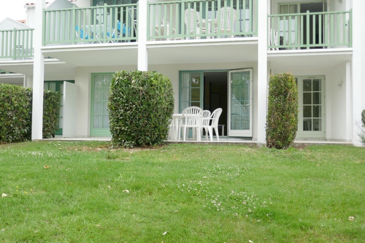 Studio en rez-de-jardin - Location de vacances - Talmont Saint Hilaire