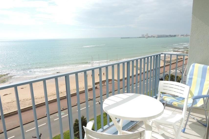 la vue sur la baie des sables  - Location de vacances - Les Sables-d'Olonne