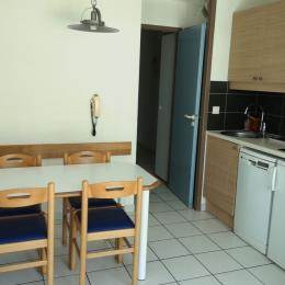 Coin cuisine / salle à manger - Location de vacances - Talmont Saint Hilaire