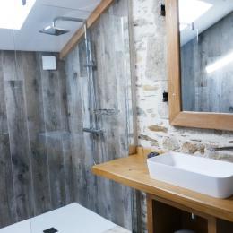 Salle d'eau - Chambre d'hôtes - Talmont Saint Hilaire