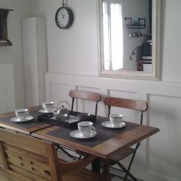 espace repas cuisine - Location de vacances - Saint Gilles Croix de Vie