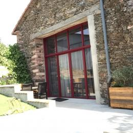 Mezzanine - Location de vacances - La Tardière