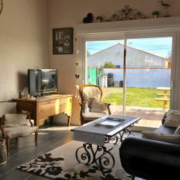 Salon - Location de vacances - Noirmoutier en l'Île