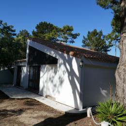 Maison dans environnement boisé - Location de vacances - Saint Jean de Monts