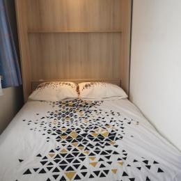 Cabine avec lit en 120 - Location de vacances - Talmont Saint Hilaire