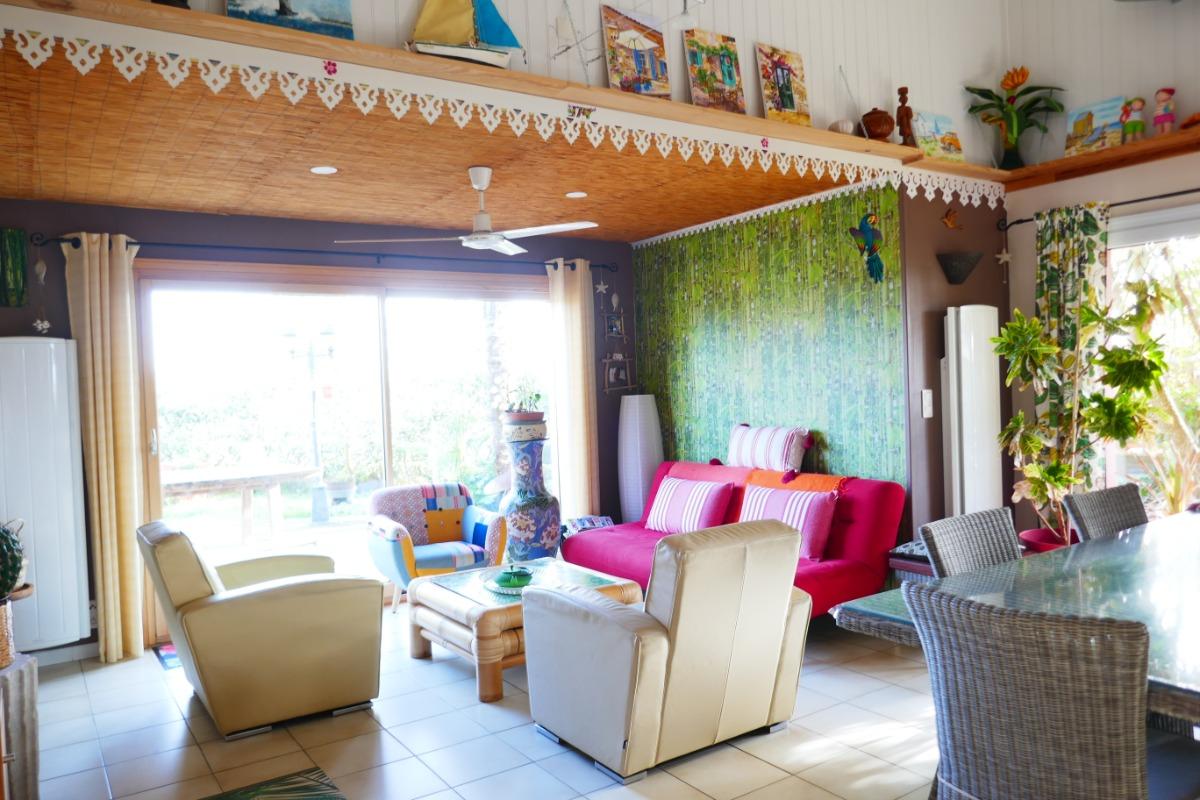 Salon - Location de vacances - Les Sables-d'Olonne
