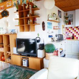 Coin cuisine - Location de vacances - Les Sables-d'Olonne
