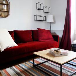 Chambre 1 - Location de vacances - Saint Gilles Croix de Vie