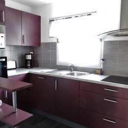 Salle de bain  - Location de vacances - Saint Gilles Croix de Vie