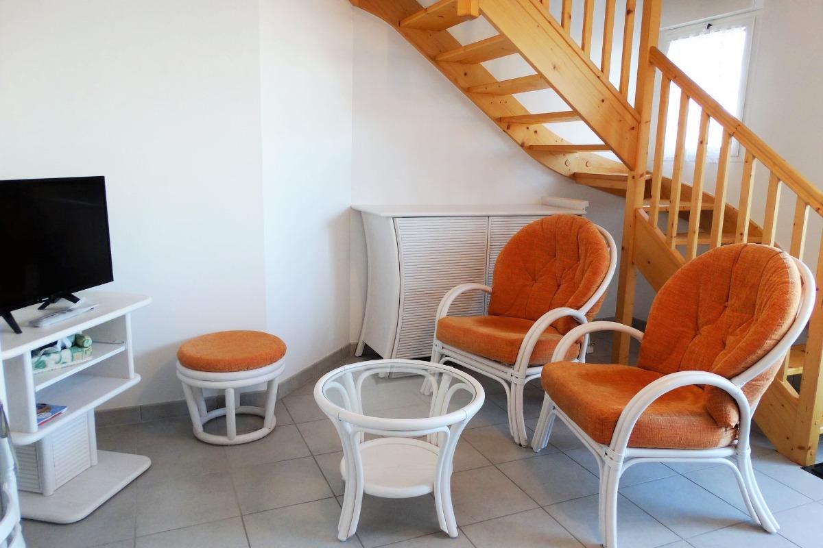 Salon - Location de vacances - Saint Hilaire de Riez