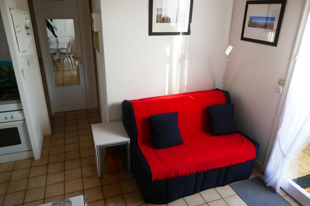 Cabine - Location de vacances - Barbâtre