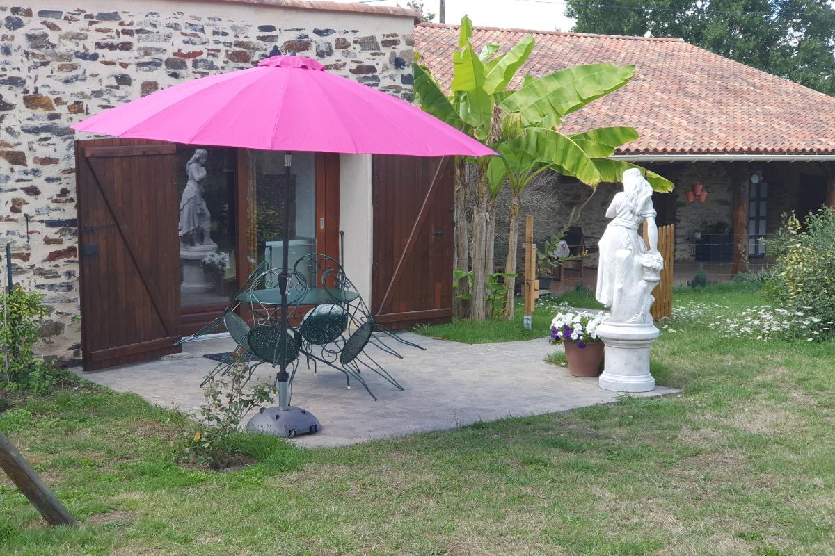 Maison de campagne - Location de vacances - Beaulieu sous la Roche