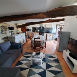 Chambre 1 - Location de vacances - Beaulieu sous la Roche