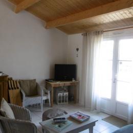 Coin salon - Location de vacances - Noirmoutier en l'Île
