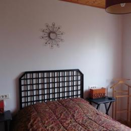 Chambre 1 avec un lit double - Location de vacances - La Barre de Monts - Fromentine