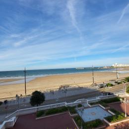 Balcon vue mer - Location de vacances - Les Sables-d'Olonne