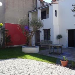 Maison avec jardin clos - Location de vacances - Les Sables-d'Olonne
