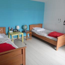 Chambre 1 - Location de vacances - L'Aiguillon sur Mer