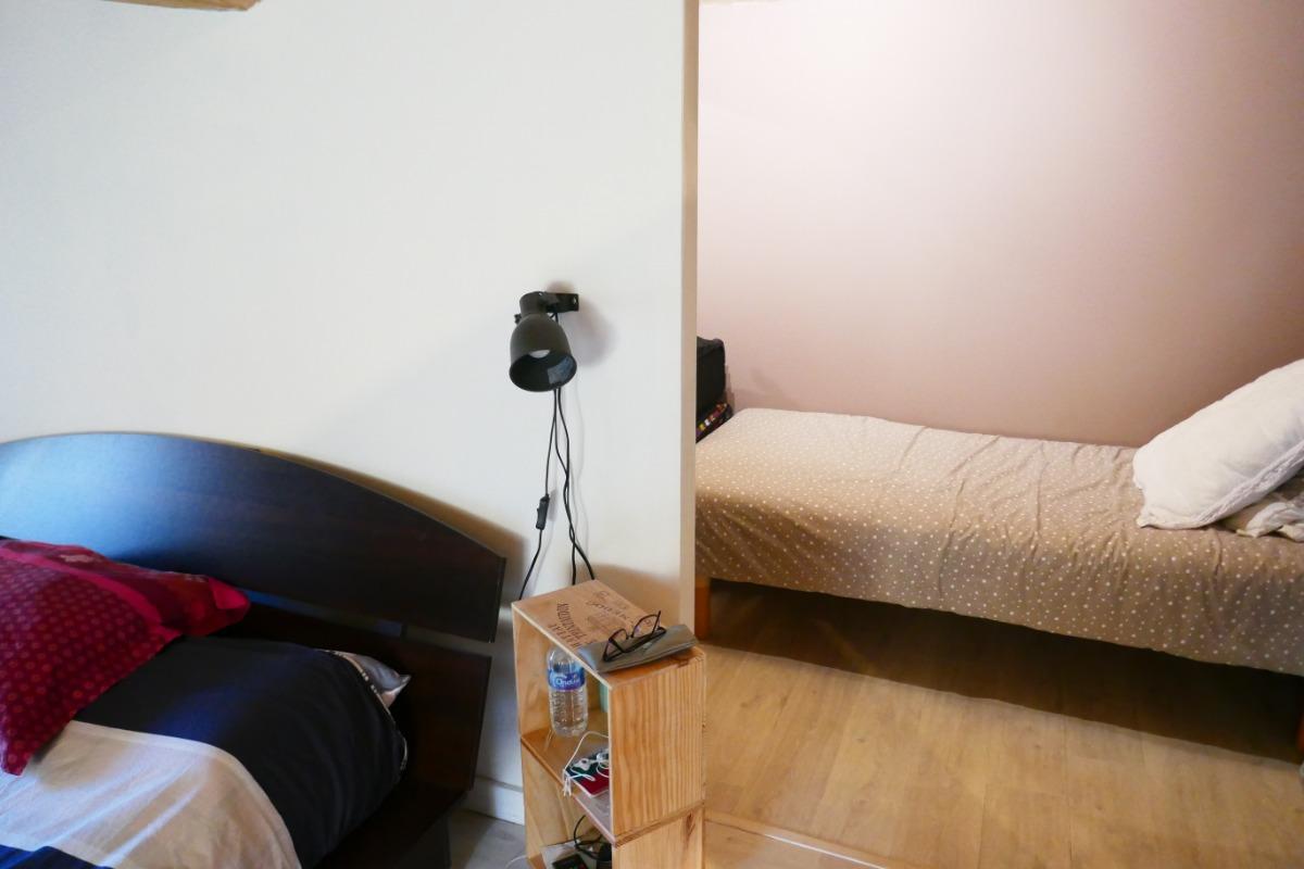 Chambre - Chambre d'hôtes - Mareuil sur Lay Dissais