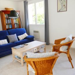 Salon - Location de vacances - Bretignolles sur Mer