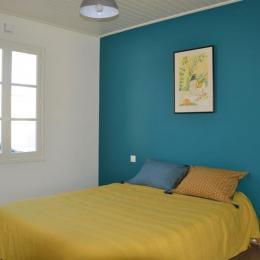 Chambre lit en 140 - Location de vacances - L'Épine