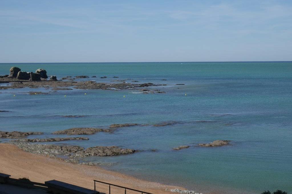 Balcon avec vue sur l'océan - Location de vacances - Saint Hilaire de Riez