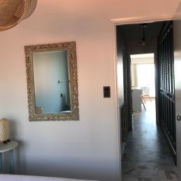 Accès chambre 1 - Location de vacances - Les Sables-d'Olonne