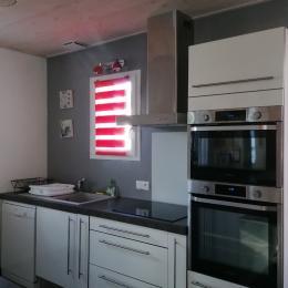 Séjour/cuisine - Location de vacances - Ile d'Yeu