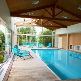 Piscine - Location de vacances - Essarts en Bocage