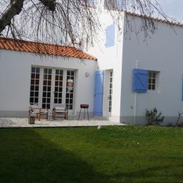 Maison avec jardin clos - Location de vacances - Saint Hilaire de Riez