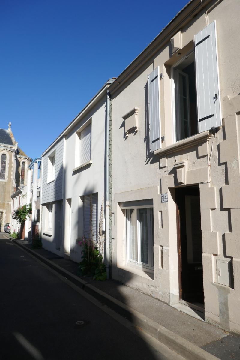 Façade avant - côté rue - Location de vacances - Les Sables-d'Olonne