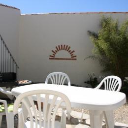 Terrasse balcon - Location de vacances - Saint Hilaire de Riez