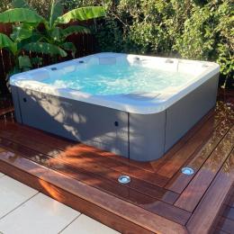 La piscine privative top et la résidence sécurisée bien entretenue....Alain 08/2020 - Location de vacances - Saint Jean de Monts