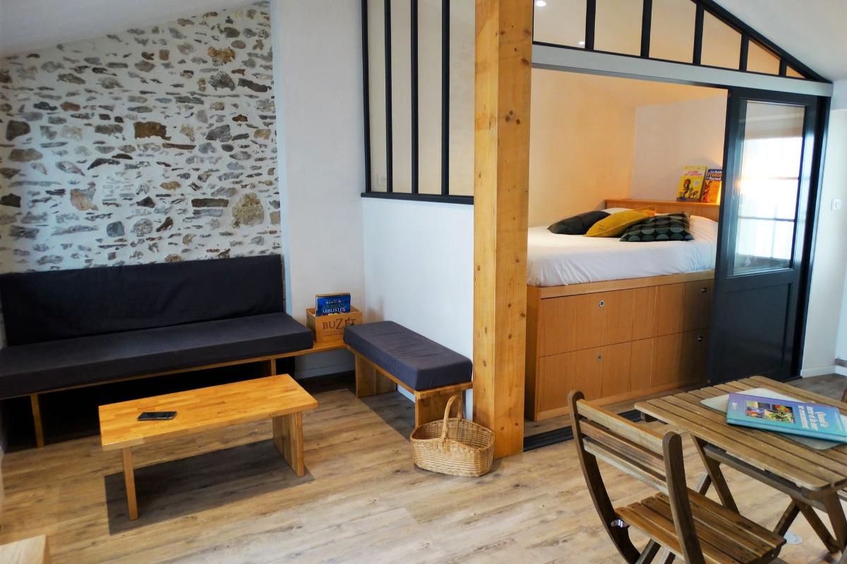 Studio rénové - Location de vacances - Saint Gilles Croix de Vie