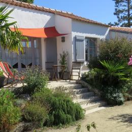 Extérieur de la maison - Location de vacances - Noirmoutier en l'Île